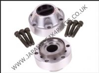 Mitsubishi Pajero/Shogun 2.8TD 4M40 (V26-SWB/V46-LWB) - Manual Free Wheel Locking Hub Pair